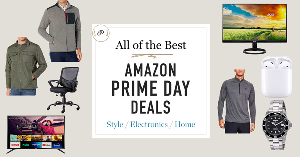 Amazon Prime Day: The 36 Best Fashion, Electronics, and Home Deals We've Found So Far