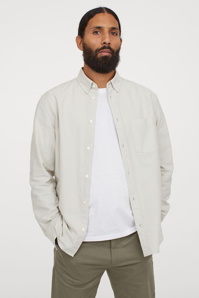 regular-fit-oxford-shirt-hm