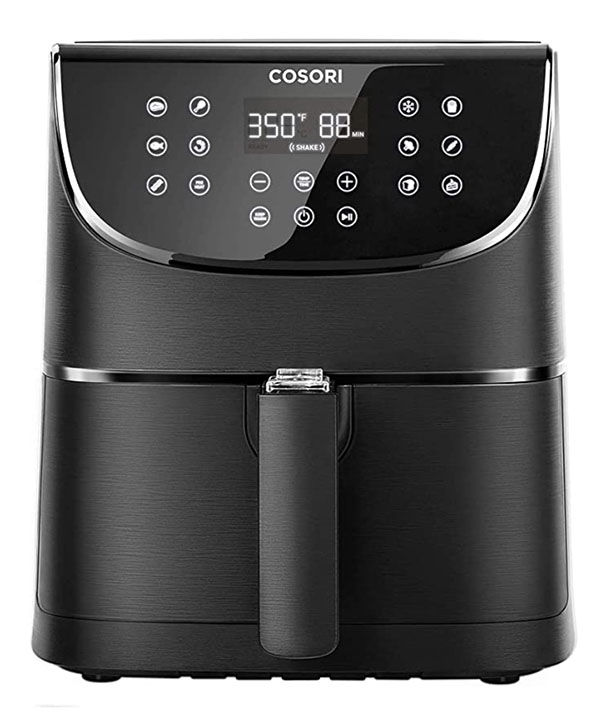 5.8 quart air fryer from Corsi