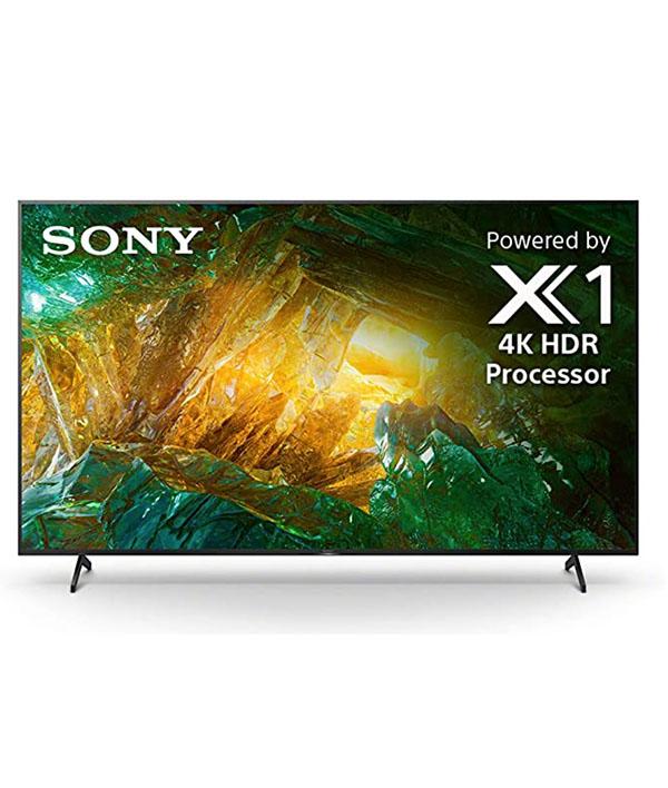 Sony 65 Inch TV 4K Ultra HD Smart LED TV