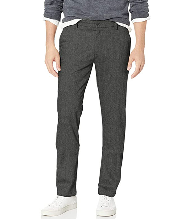 men's cotton stretch pants from Dockers