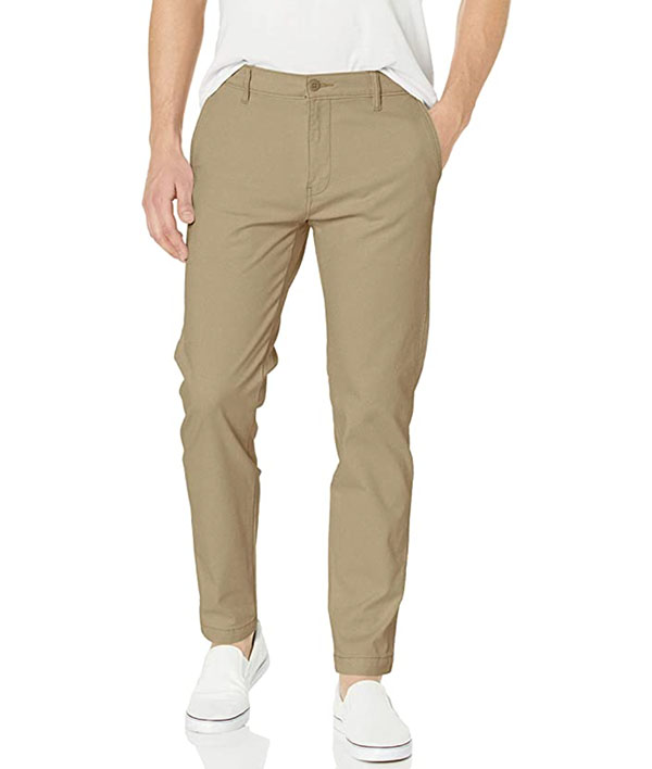 Levi's men's chino pants