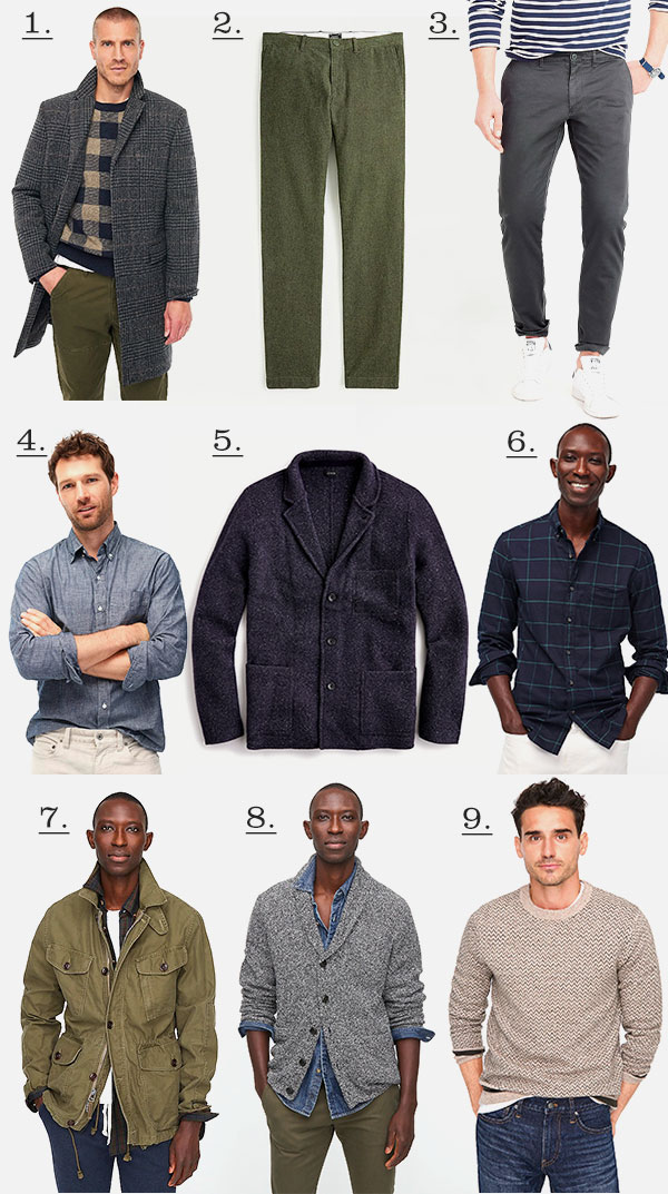 Best Black Friday Men Fashion JCrew