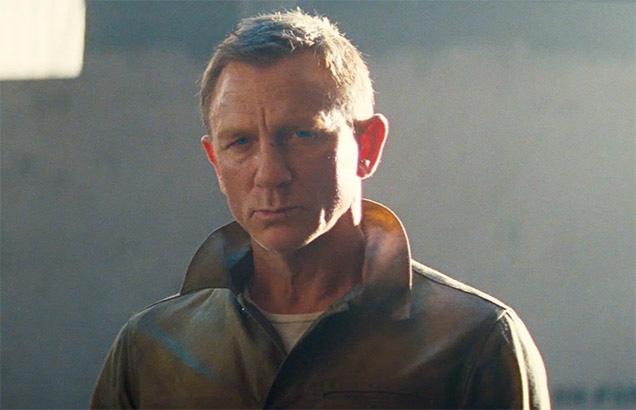 daniel craig tan jacket no time to die