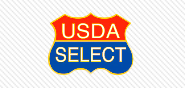 USDA Select shield