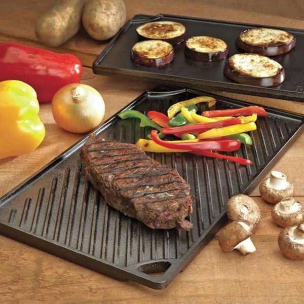 Lodge Store cast iron griddle