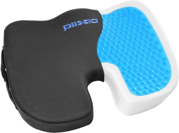 memory foam gel seat pillow from Plixio