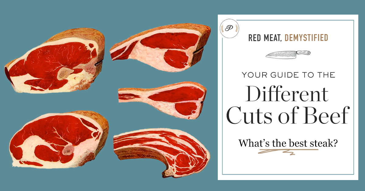 Red Meat, Demystified: Your Guide to the Different Cuts of Beef