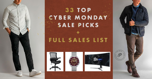 33 of the Best Cyber Monday Deal Picks to Shop Before They Sell Out + Full List