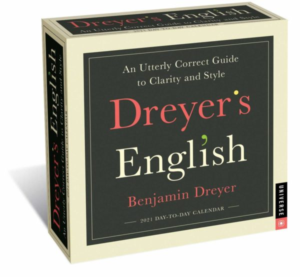 dreyer's english day to day calendar