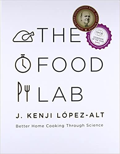 the food lab cooking book by kenji lopez