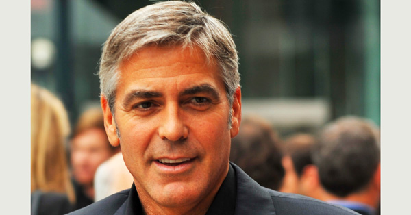 The Haircut: George Clooney
