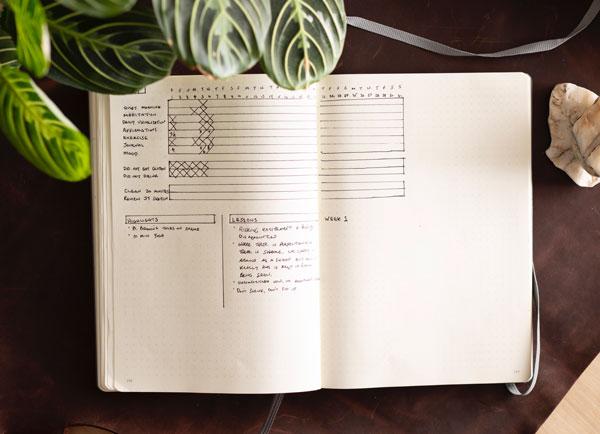 grid journal