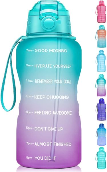 one gallon water bottle from The Glotto Store