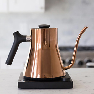 Stagg copper kettle