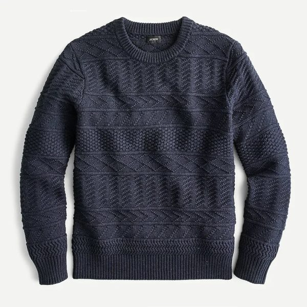 guernsey style sweater