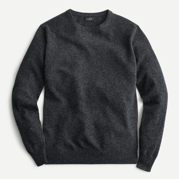 donegal wool style sweater from jcrew