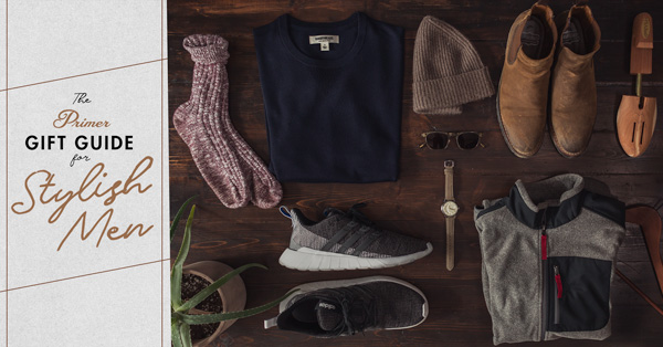 The Primer Gift Guide for Stylish Men