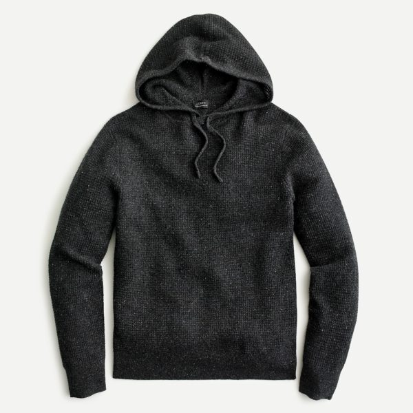 long sleeve sweater hoodie from jcrew retailer