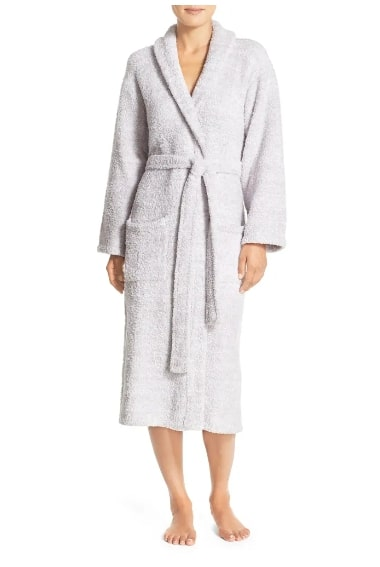 robe from barefoot dreams