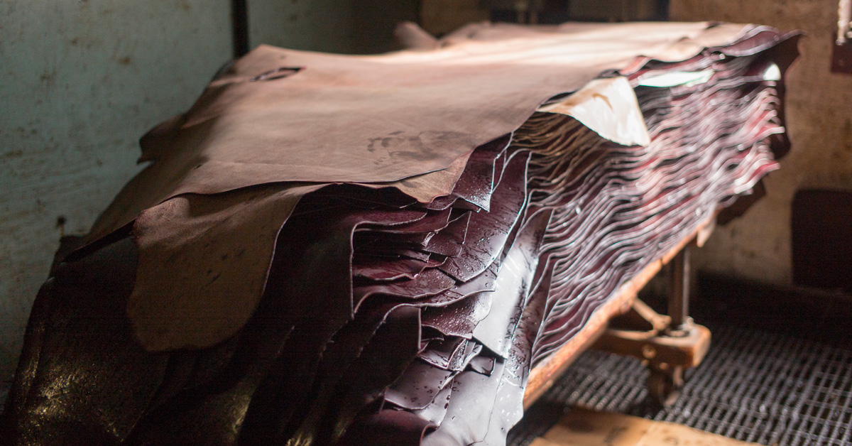 Horween Leather: What It Is and Why You Should Care