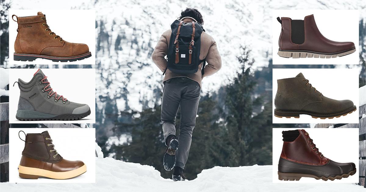 14 Waterproof Boot Picks For Winter's Worst Snow, Slush, and Rain