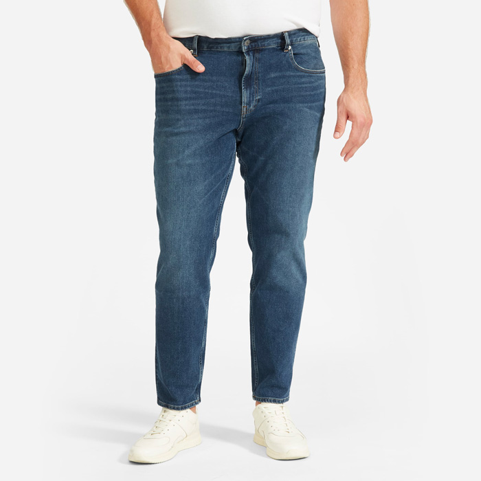 everlane athletic jeans