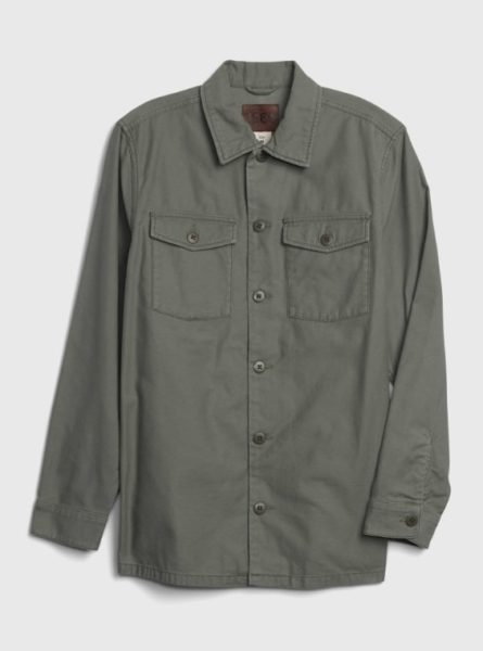 mens work shirt from gap