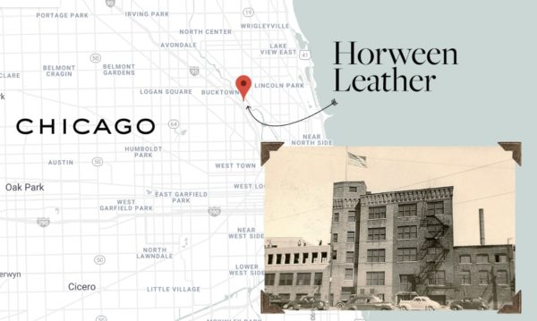 map of the horoween leather building location