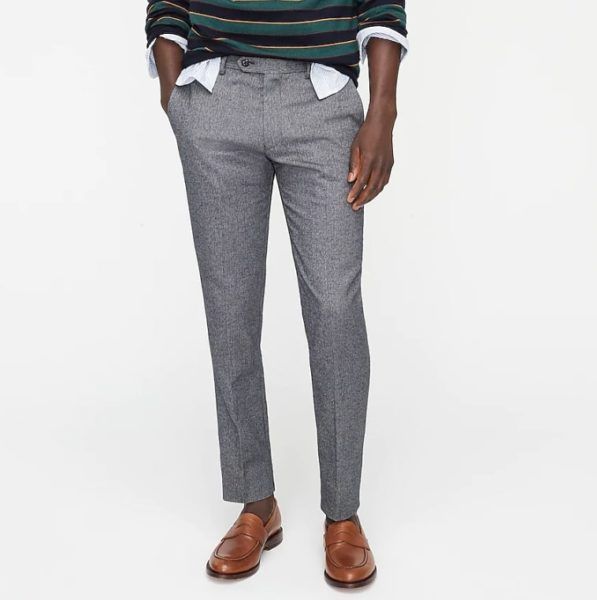 jcrew dress pants for men
