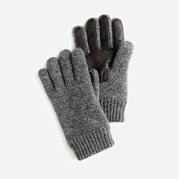 jcrew smartphone gloves