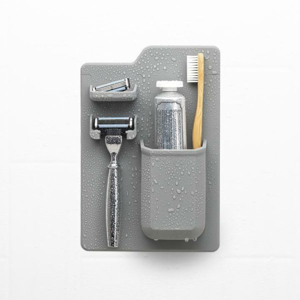 razor and toothbrush holder huckberry