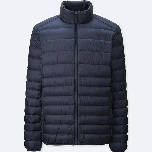 light down jacket from uniqlo