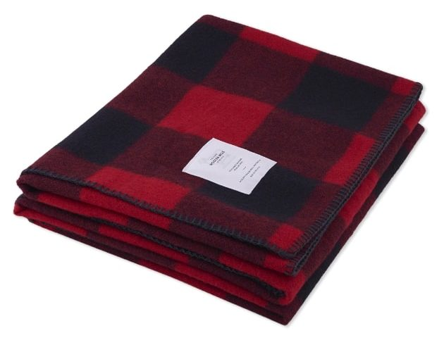woolrich rough rider wool blanket