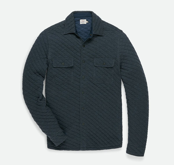 faherty shirt jacket