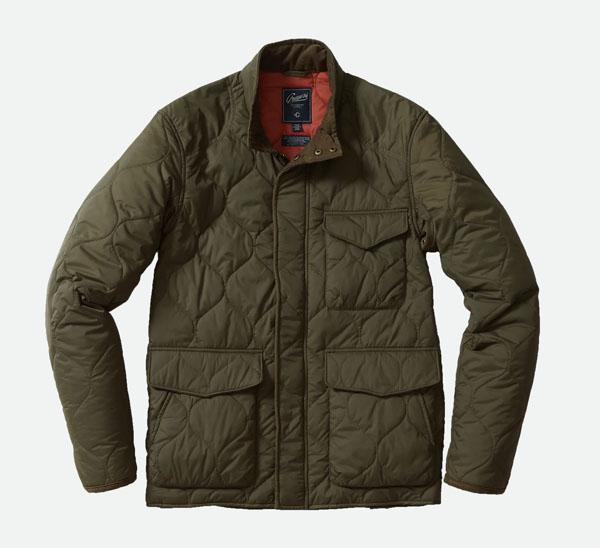 jaqueta cinza