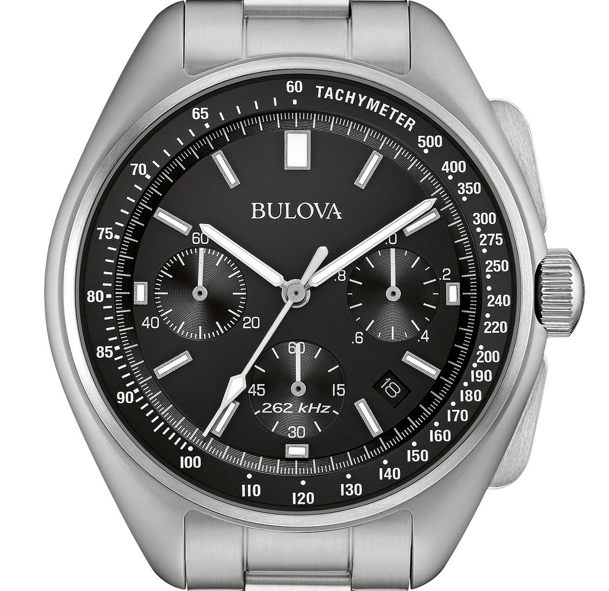 Bulova Lunar Pilot Watch