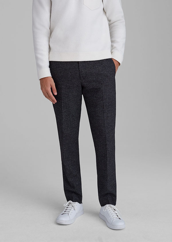 textured dress pants from club monaco for men