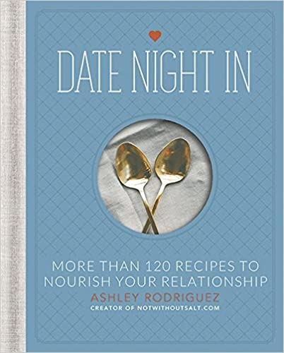 date night recipe book for date night in