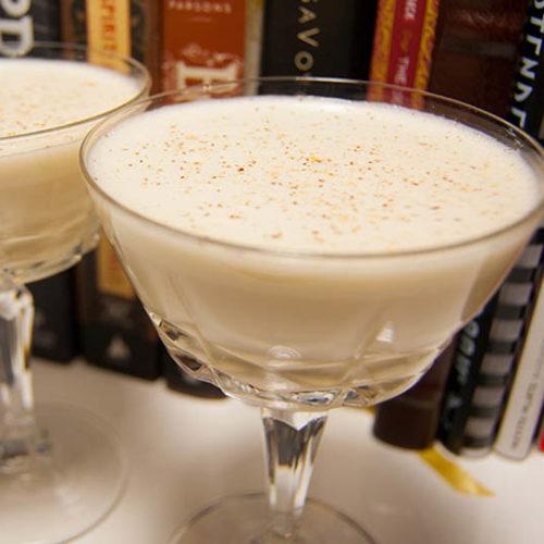 eggnog cocktail recipe