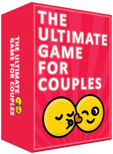 the ultimate game for couples for date night conversation