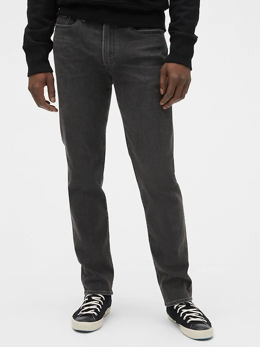 soft wear slim jeans for men from gap