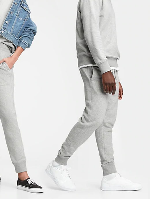 vintage soft joggers from gap for men