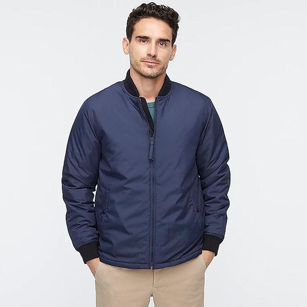 bomber jacket for men from jcrew