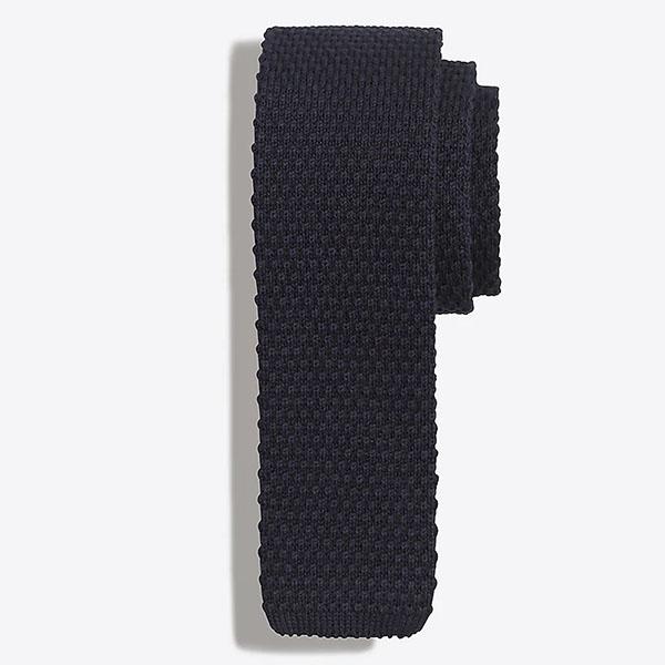 jcrew mens knit tie
