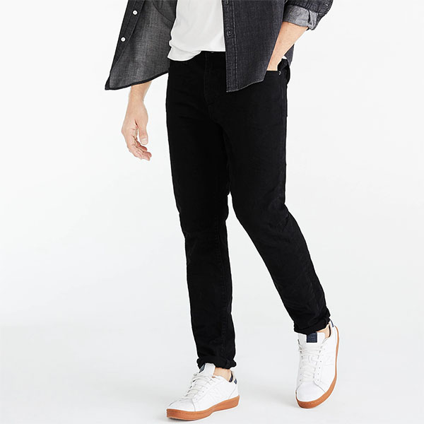 jeans slim para homens