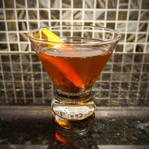 le mot de or cocktail recipe