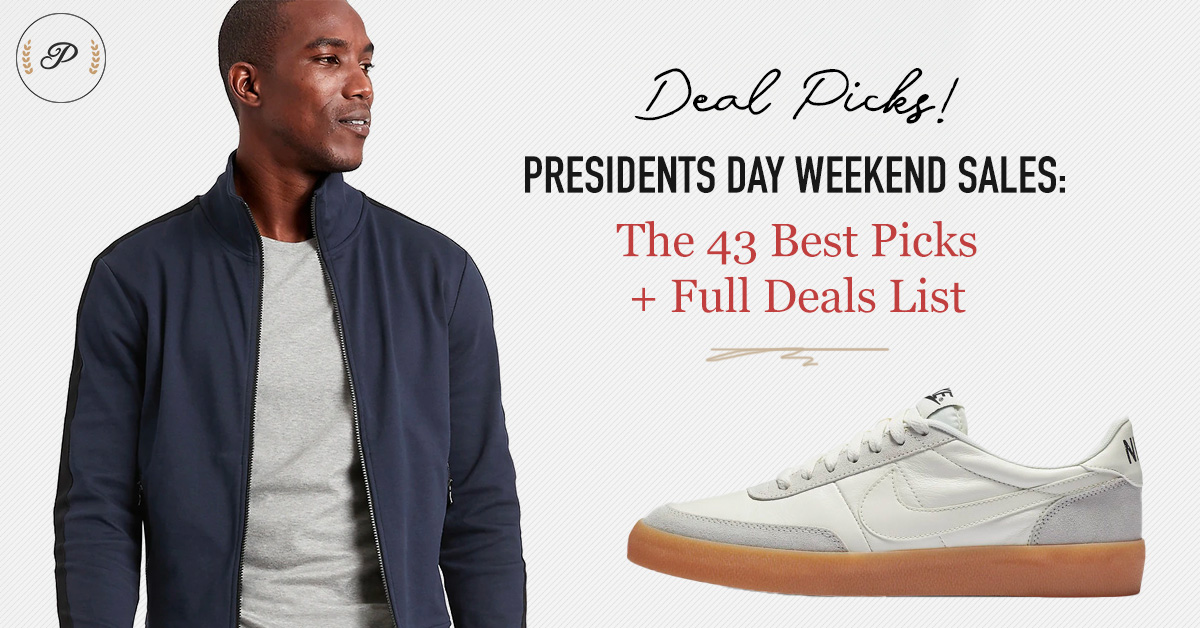 The 43 Best Picks from Presidents Day Sales + Full List