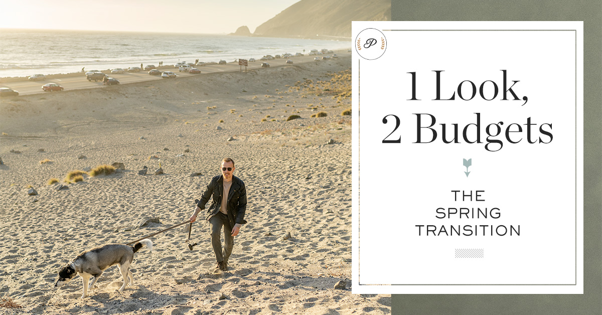 1 Look, 2 Budgets: The Spring Transition