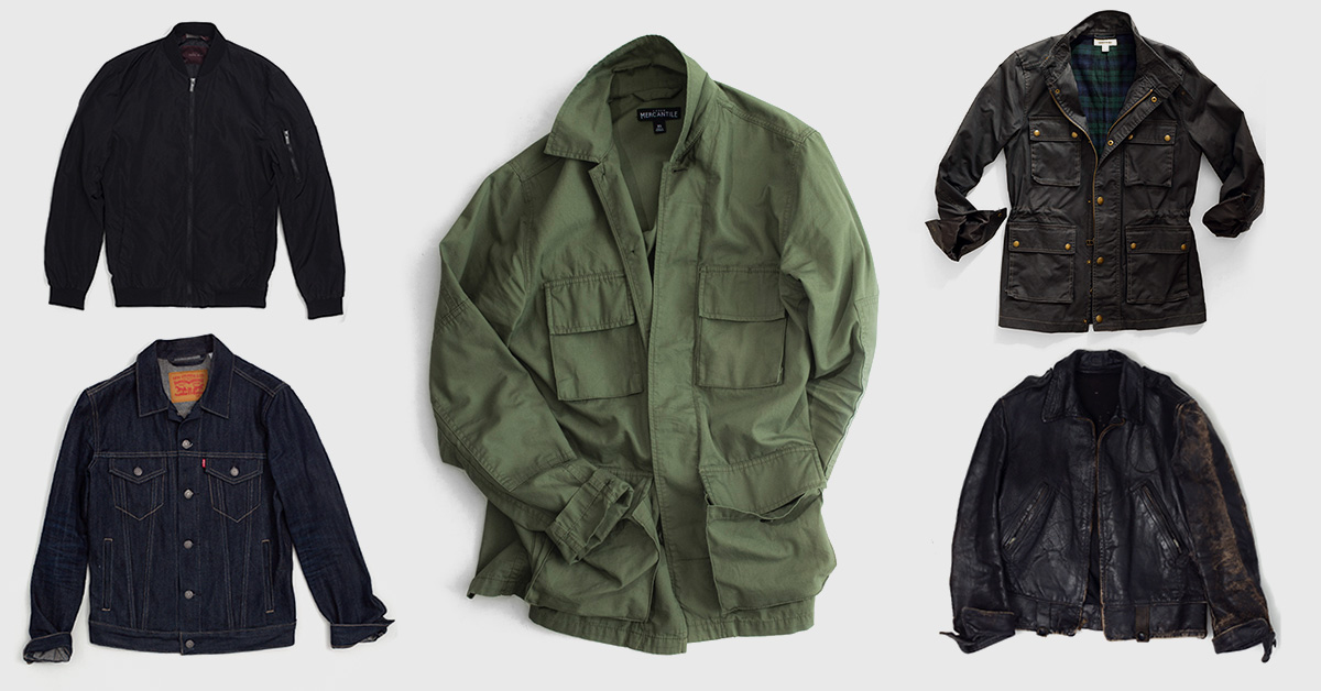Types of Jackets: An Encyclopedic Guide to Finding Your Perfect Style + How to Wear Them [27 Styles]